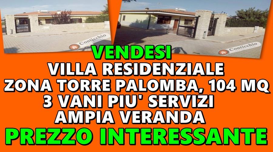 Vendesi Villa Zona Residenziale.
